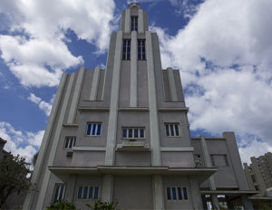 Art Deco in Vedado